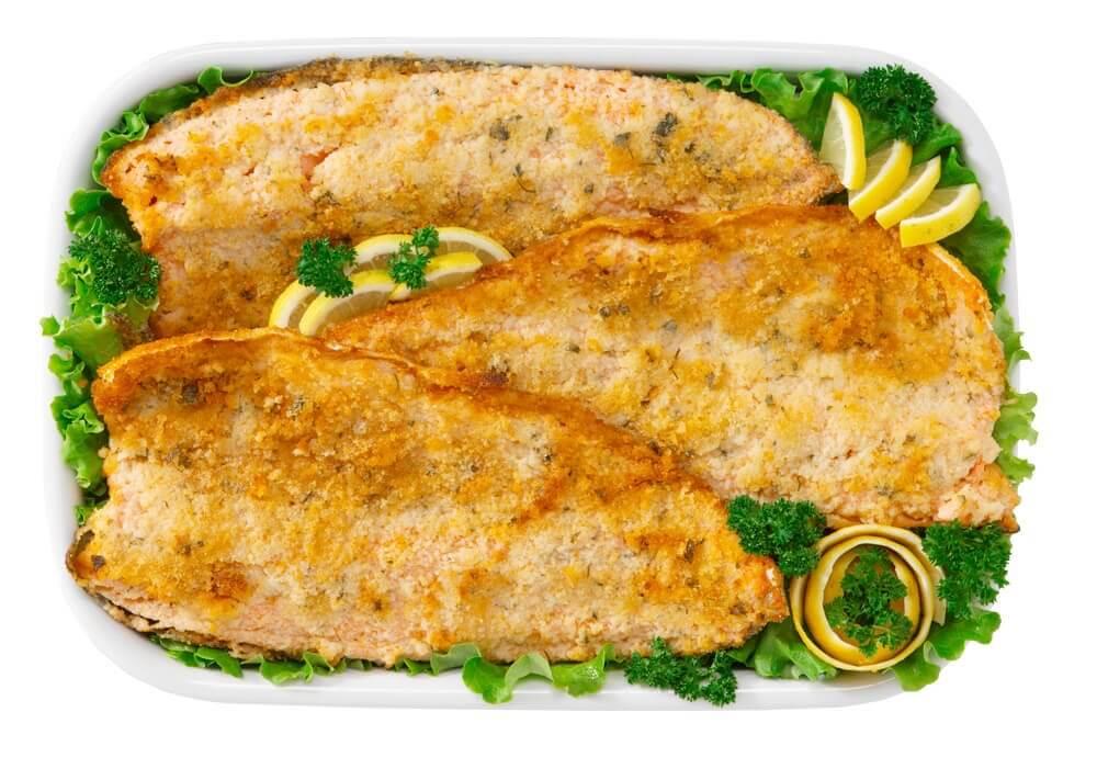 Prepare um peixe gratinado sem precisar de forno
