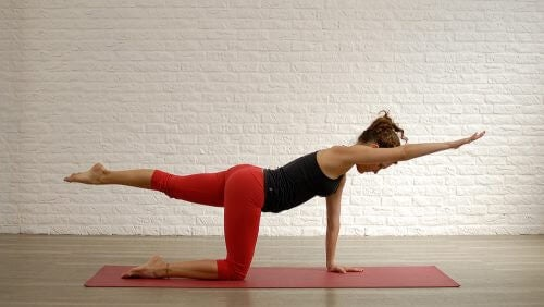 para fortalecer as costas