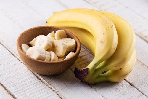 Bananas picadas