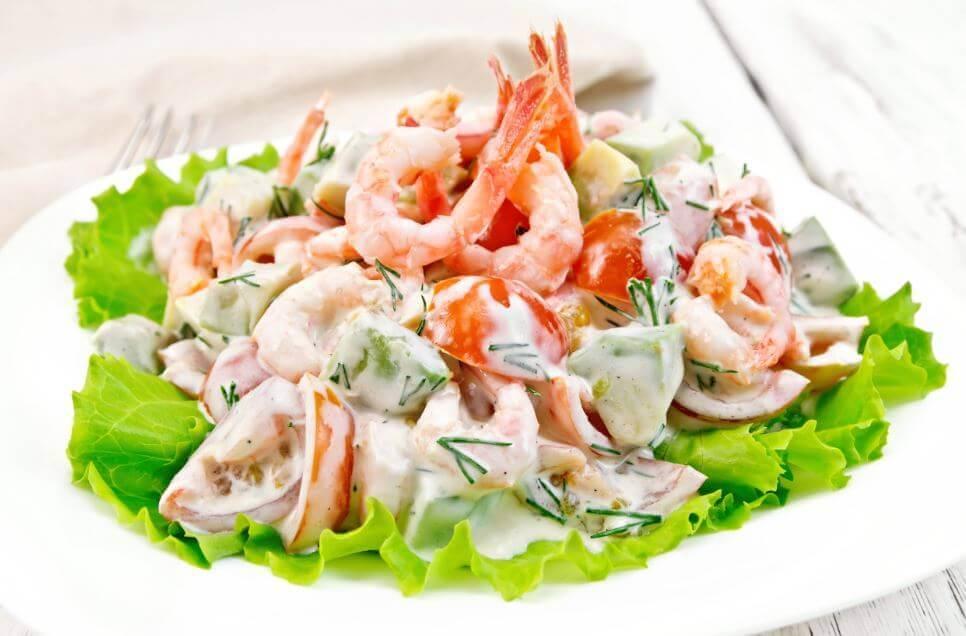 Deliciosas receitas com camarão