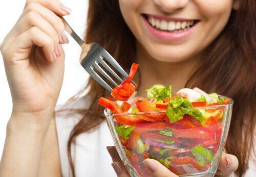 Verduras que ajudam no tratamento da bursite
