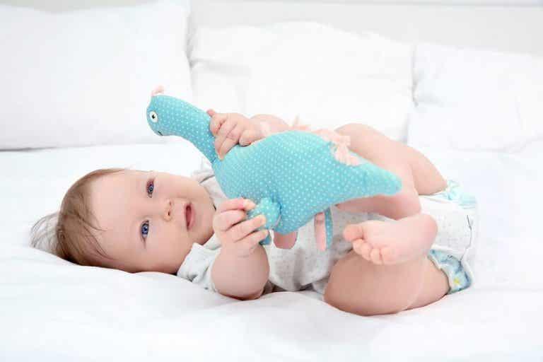 Como estimular a memória do bebê