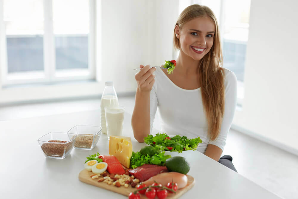 Dieta saudável, aprenda a fazê-la corretamente