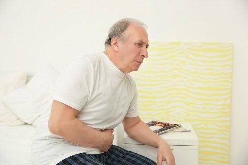 Infecções na próstata e o trato urinário podem gerar dores