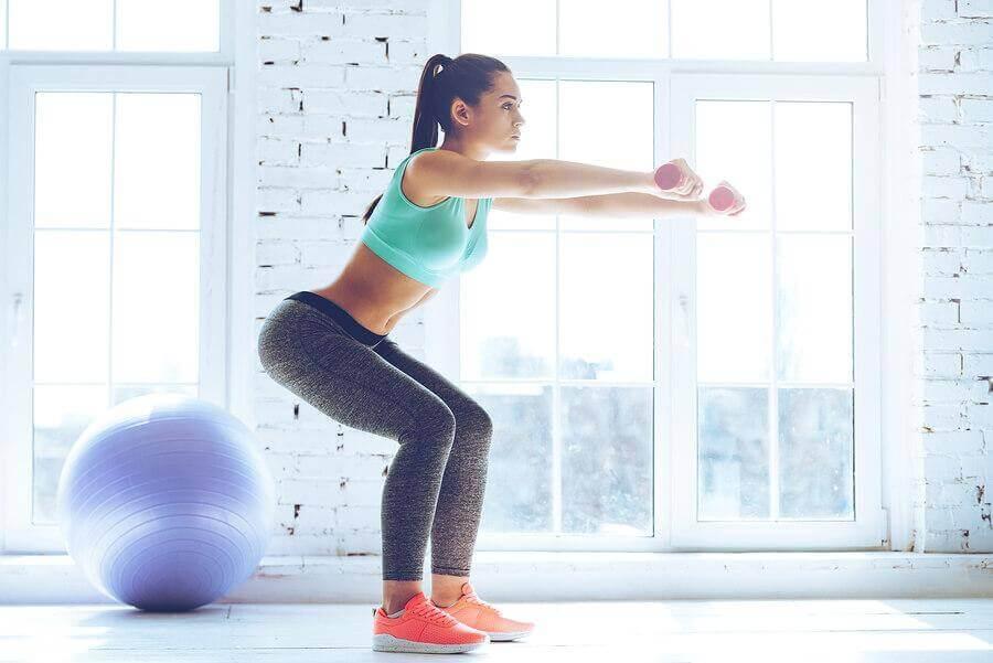 aumentar os músculos das pernas