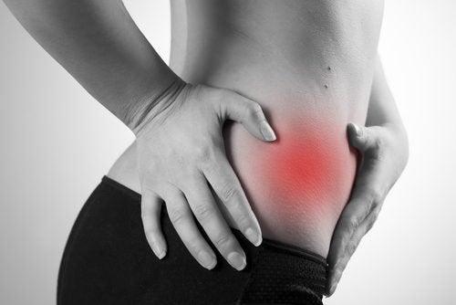 A apendicite na gravidez gera incômodos no abdômen