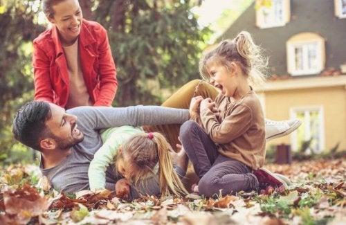 8 atividades no jardim para passar tempo com a família