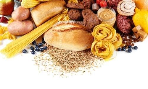 Para voltar ao peso ideal deve evitar carboidratos refinados