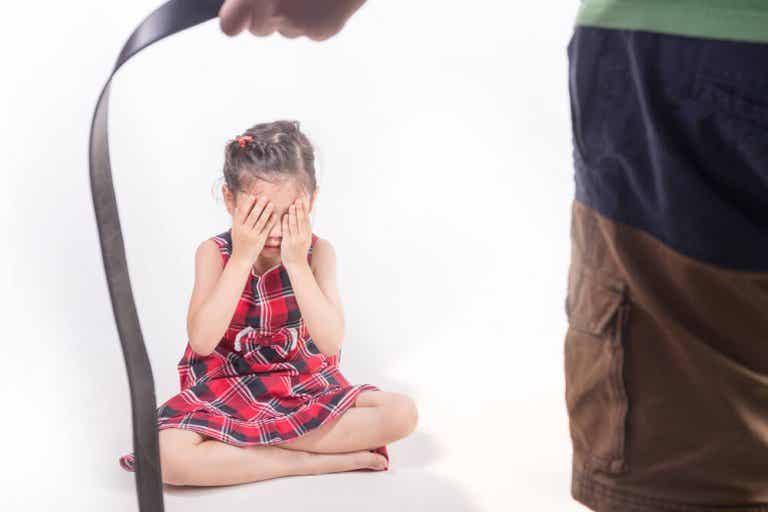 Castigo físico nas crianças e suas consequências