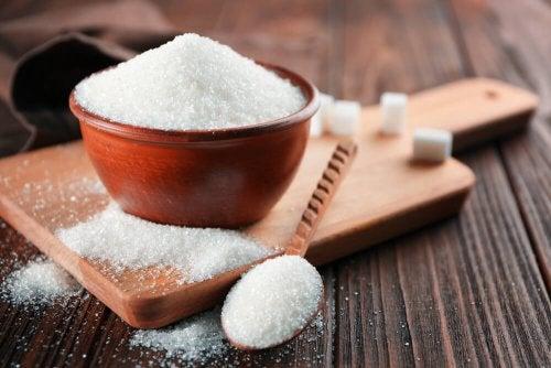 Açúcar refinado