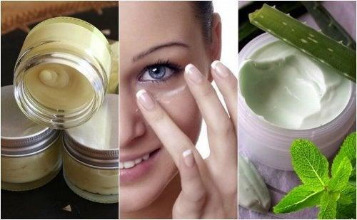 Maquiagem para cobrir as olheiras