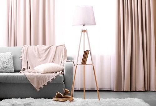 Cortinas decorativas: conheça a última tendência!