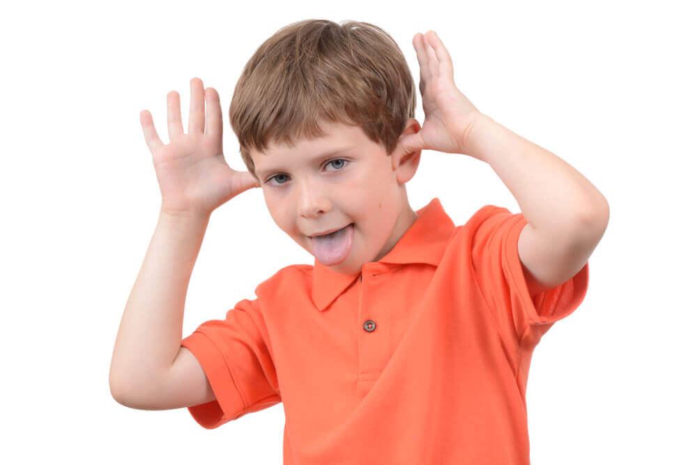Crianças desobedientes: o que podemos fazer com esta situação?