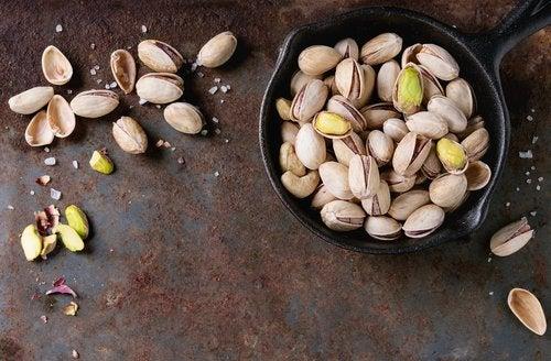 Frutos secos ajudam a perder peso