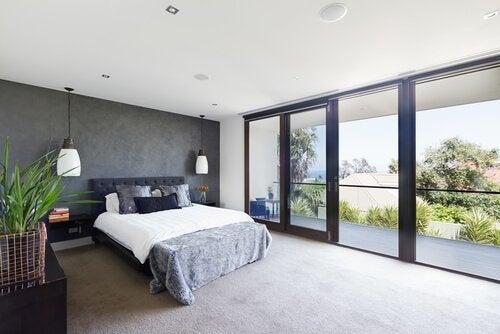 As janelas são parte de um estilo de vida minimalista