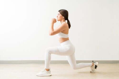 Exercícios para aumentar os músculos das pernas