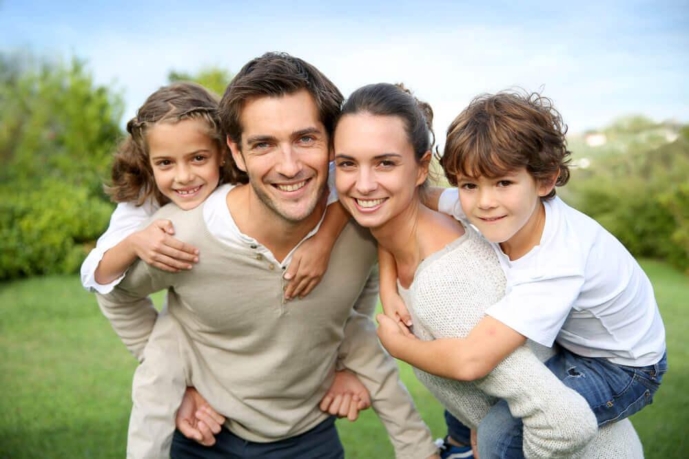 6 valores de uma família feliz