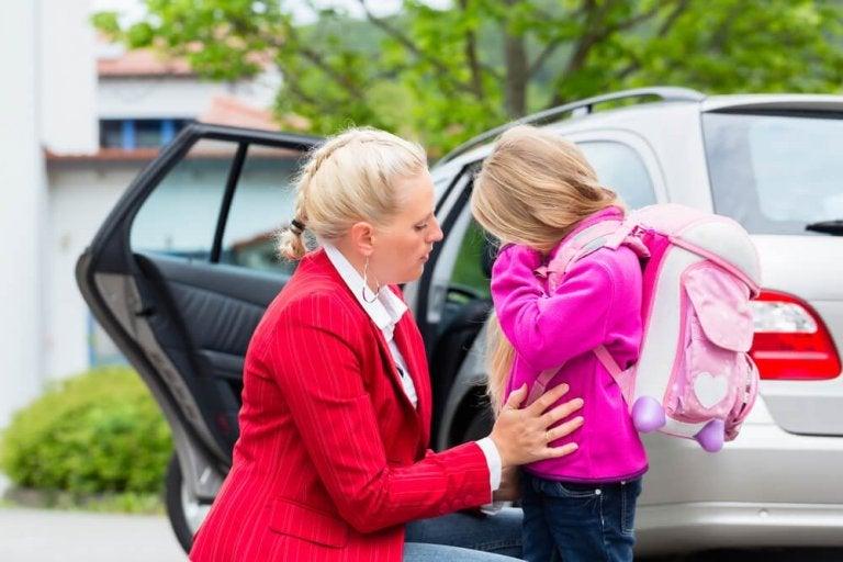8 dicas que ajudarão seu filho a superar a fobia escolar