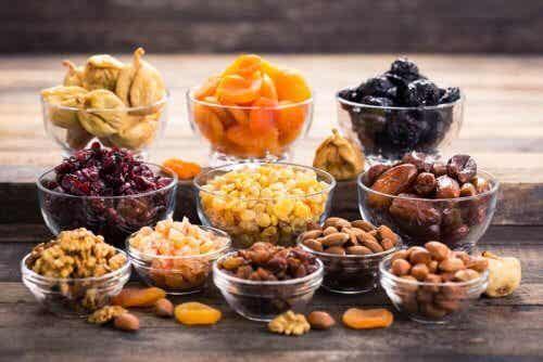 Receitas com frutos secos que você deve provar