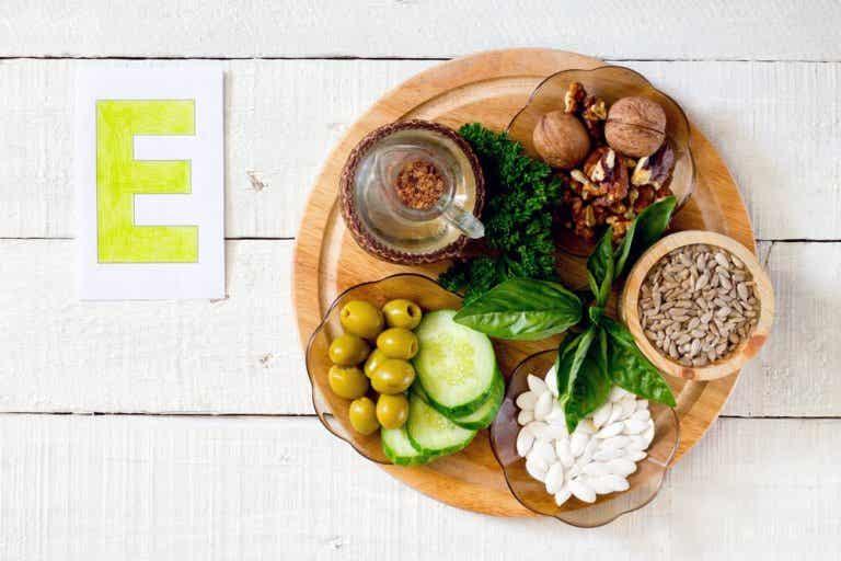 Benefícios de incluir vitamina E na dieta