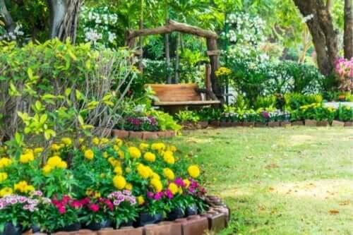 7 ideias para decorar um jardim pequeno