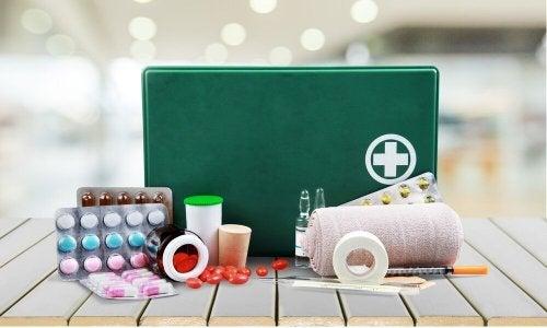 Descubra a importância de ter um kit de primeiros socorros em casa