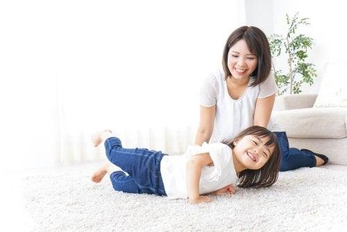 Filhos sempre obedecem Mães japonesas