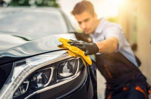 Uma ideia fácil e prática para deixar o carro sempre limpo