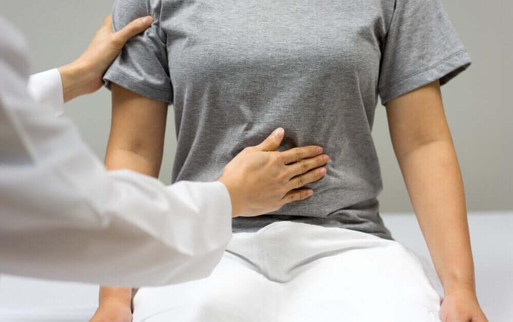 dicas para se recuperar de uma apendicite