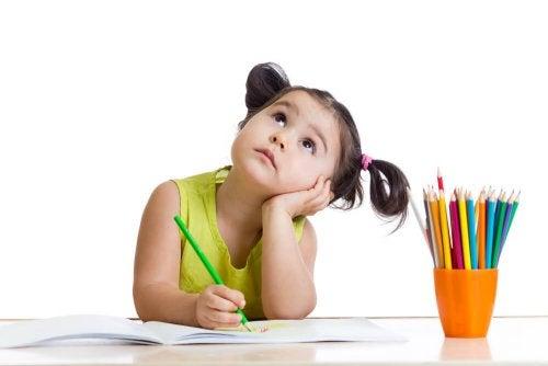 O desenho ajuda a desenvolver a inteligência emocional