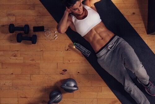 Para voltar ao peso ideal deve fazer exercícios
