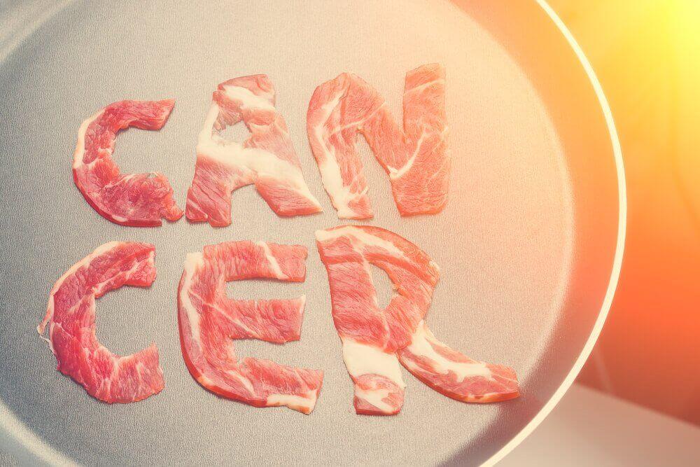 O que a OMS diz a respeito da carne em relação ao câncer?