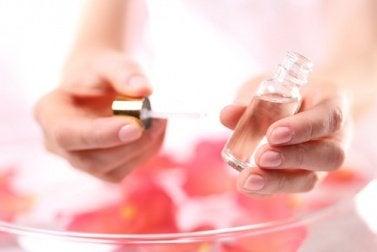 O óleo de rosa mosqueta ajuda a amenizar as estrias