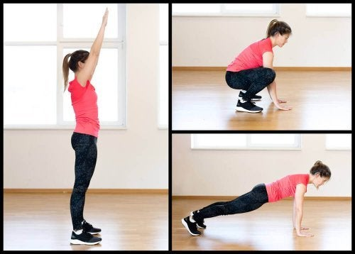 Pernas mais fortes sem material de academia