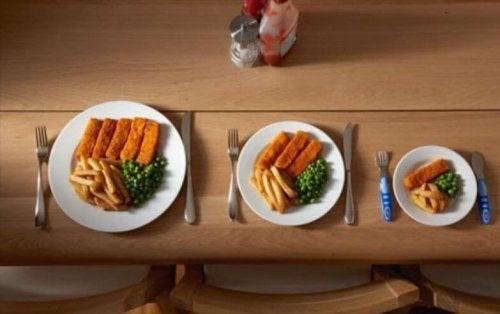 Comer vàrias refeiñóes ao dia ajuda a combater o refluxo gastroesofágico