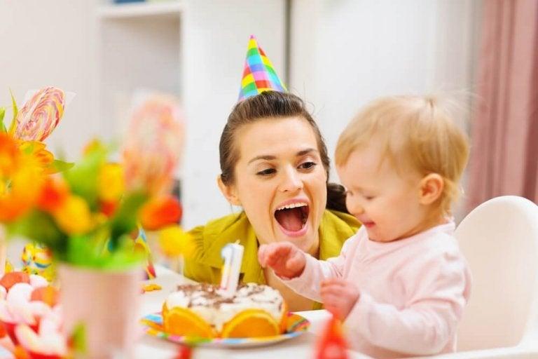 Como deve ser o primeiro aniversário do seu filho?