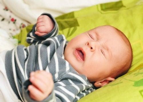 Veja os sinais do bebê