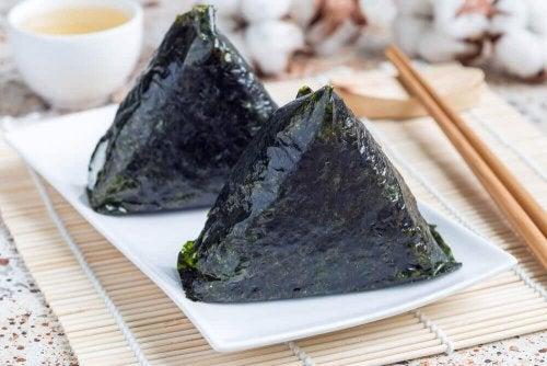 Receitas com algas perfeitas para a dieta