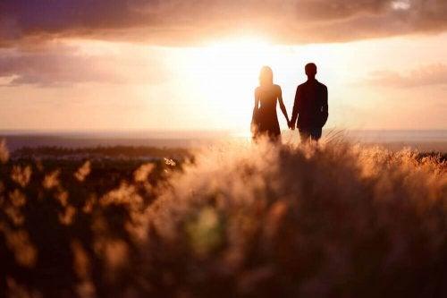 Qual é a cola que mantém as relações unidas?