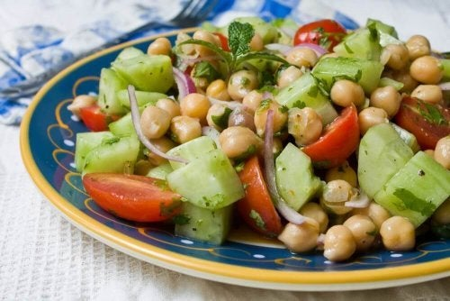 Salada de legumes: 4 deliciosas opções