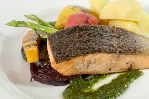Peixe ajuda a reduzir os triglicerídeos