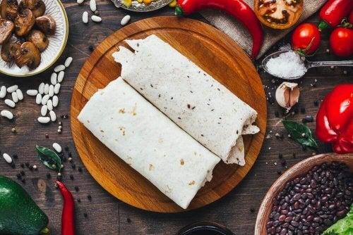 Prepare estas deliciosas tortilhas mexicanas