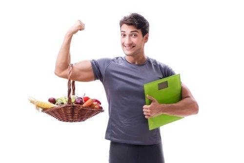 Gorduras saudáveis para aumentar a massa muscular