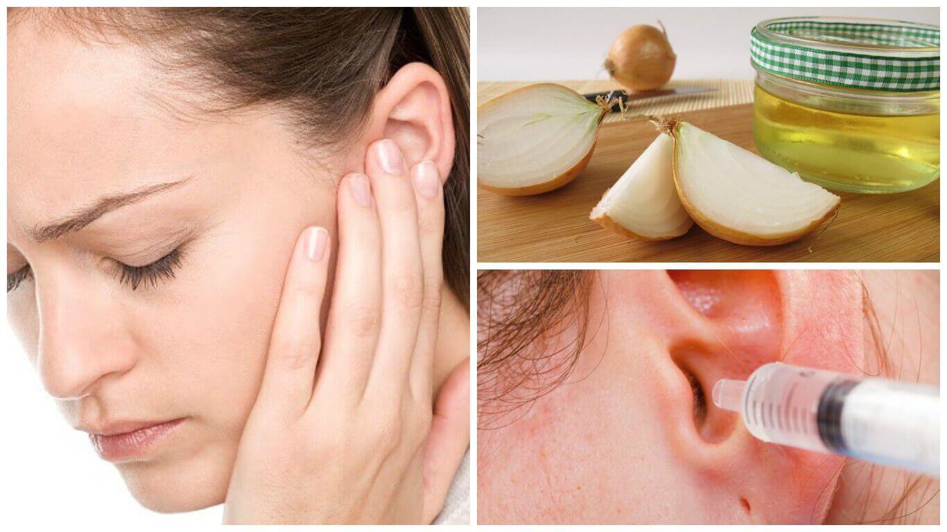 8 soluções naturais para aliviar a otite ou inflamação dos ouvidos