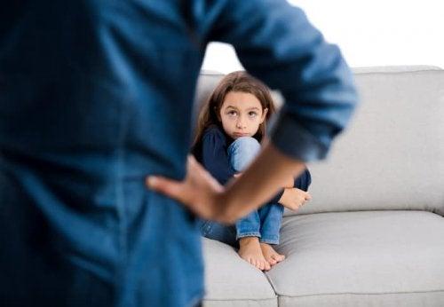 Regras para educar filhos fortes: pônha limites