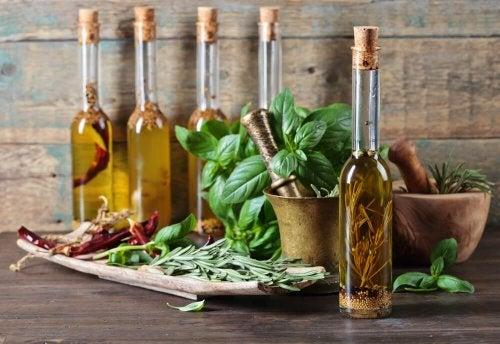 4 maneiras de usar azeite de oliva para a constipação