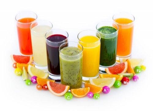 Bebidas energéticas naturais para preparar em casa