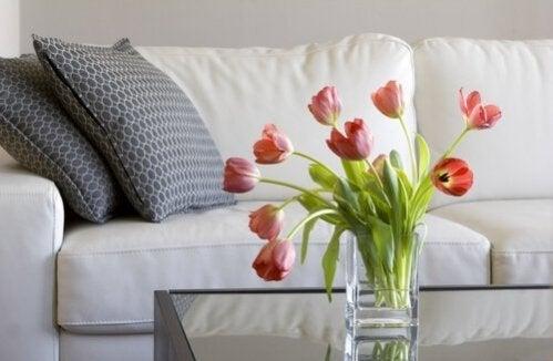Quer dar vida ao seu lar? Decore-o com flores!