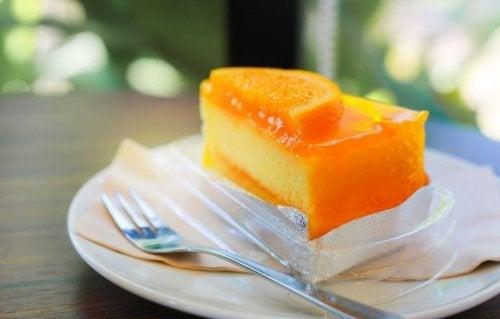 Sobremesas perfeitas: cheesecake de laranja