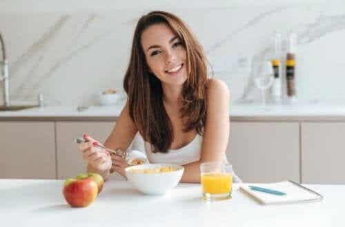 Alimente-se desta maneira e acabe com a gordura corporal